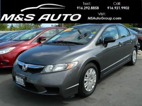 Pre-Owned 2010 Honda Civic Sdn DX-VP FWD 4dr Car