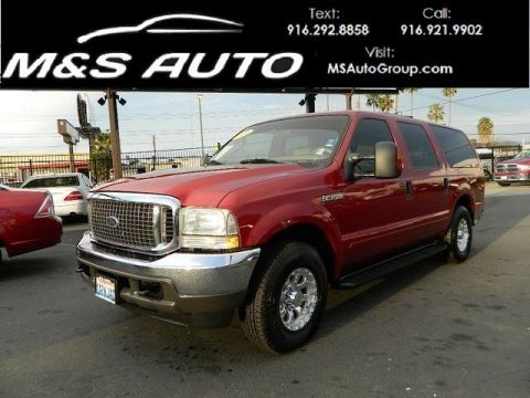 Pre-Owned 2004 Ford Excursion XLT Sport Utility 4D RWD Sport Utility