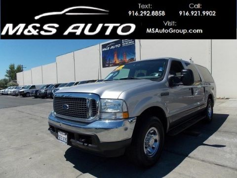 Pre-Owned 2003 Ford Excursion XLT Sport Utility 4D RWD Sport Utility