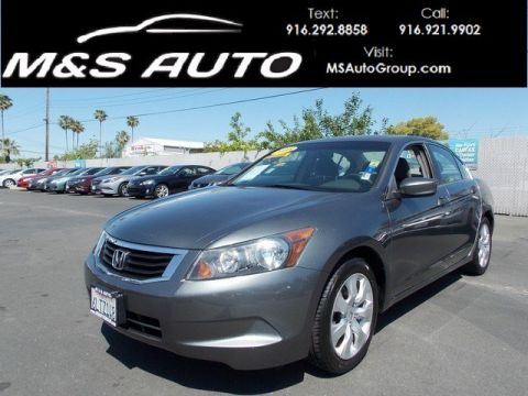 Pre-Owned 2008 Honda Accord Sdn EX FWD 4dr Car