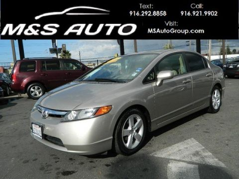 Pre-Owned 2006 Honda Civic Sdn EX Sedan 4D FWD 4dr Car