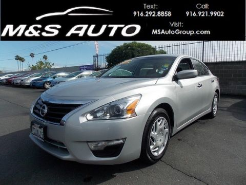 Pre-Owned 2014 Nissan Altima 2.5 S Sedan 4D FWD 4dr Car
