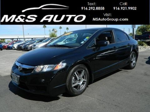 Pre-Owned 2011 Honda Civic Sdn LX FWD 4dr Car