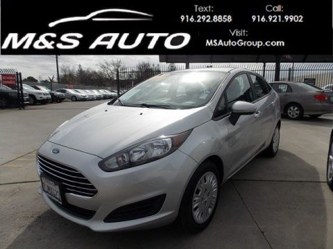 Pre-Owned 2015 Ford Fiesta S FWD 4dr Car