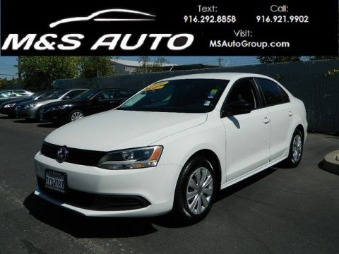 Pre-Owned 2014 Volkswagen Jetta Sedan S FWD 4dr Car