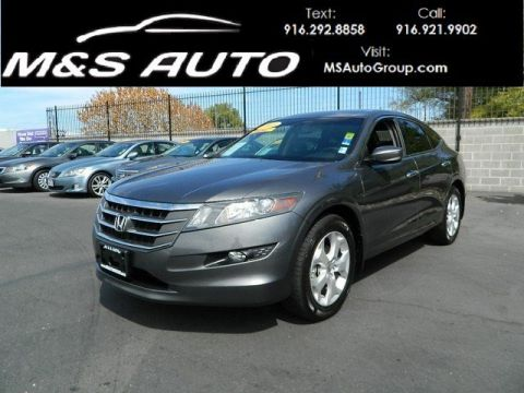 Pre-Owned 2011 Honda Accord Crosstour EX-L FWD Hatchback