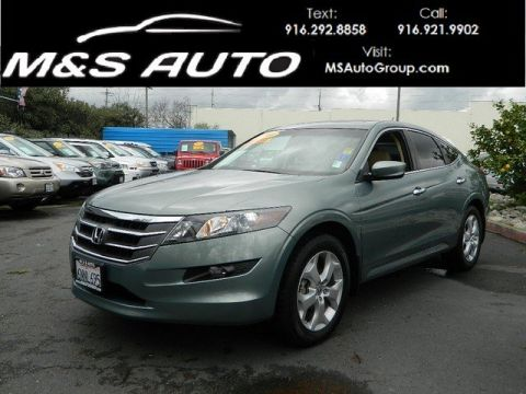 Pre-Owned 2010 Honda Accord Crosstour EX-L 4WD