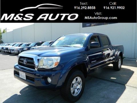 Pre-Owned 2005 Toyota Tacoma PreRunner RWD Crew Cab Pickup