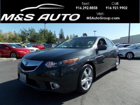 Pre-Owned 2012 Acura TSX Tech Pkg With Navigation