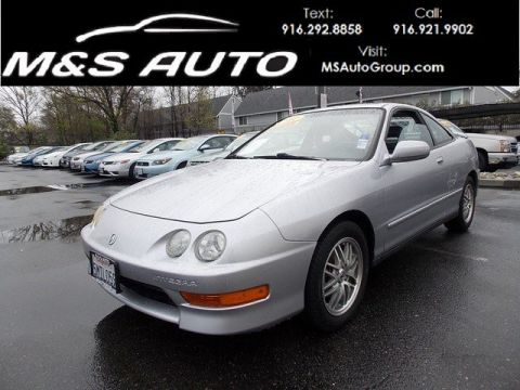Pre-Owned 2001 Acura Integra GS FWD 2dr Car