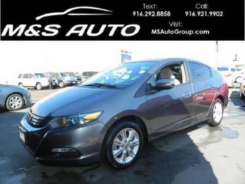 Pre-Owned 2011 Honda Insight EX FWD Hatchback