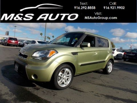 Pre-Owned 2010 Kia Soul + Wagon 4D FWD Station Wagon