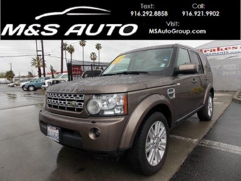 Pre-Owned 2010 Land Rover LR4 HSE With Navigation & AWD