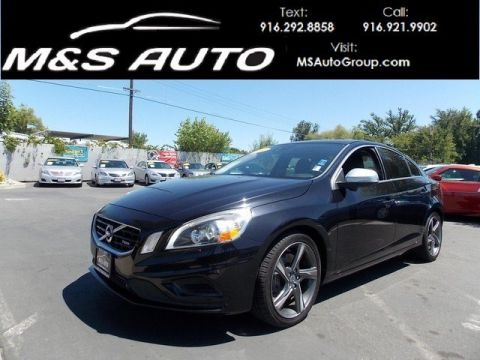 Pre-Owned 2012 Volvo S60 T6 R-Design Sedan 4D AWD